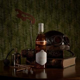 Bottiglia di Le Solane Malvasia Passito