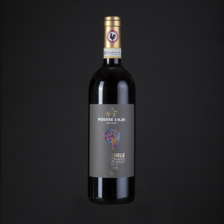 Bottiglia di Chielle Chianti Classico DOCG