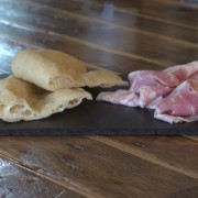 Focaccia Fritta e Pancetta cotta di Giovanna