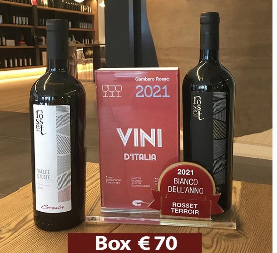 box 2 Vini Valle D'Aosta - Rosset Terroir