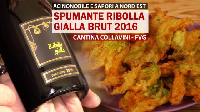 Collavini | Spumante Ribolla Gialla Brut | Metodo Collavini