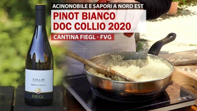 Fiegl | Pinot Bianco e Riso con gli Asparagi