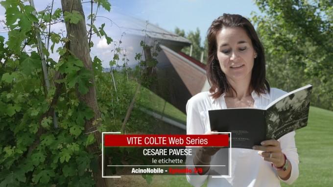 Vite Colte: Cesare Pavese e le Etichette