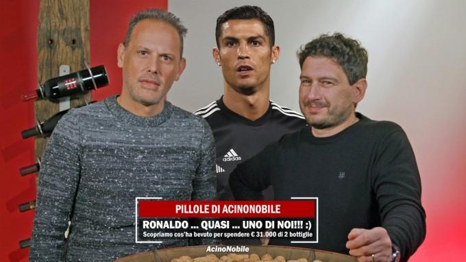 I vini di Cristiano Ronaldo