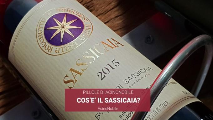 Sassicaia | Storia di un Vino da Sogno