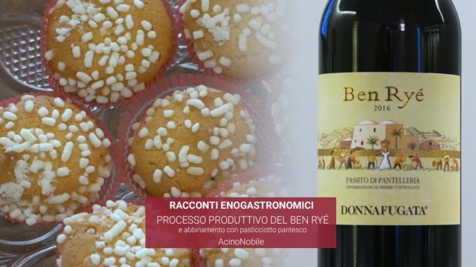 Ben Ryé e Pasticciotti Panteschi | Donnafugata