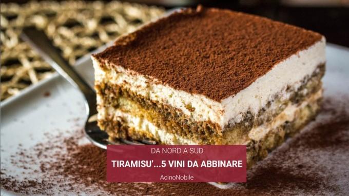 Vino e Tiramisù | AcinoNobile