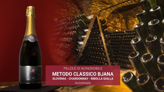 Dalla Slovenia un Metodo Classico brut... da paura!