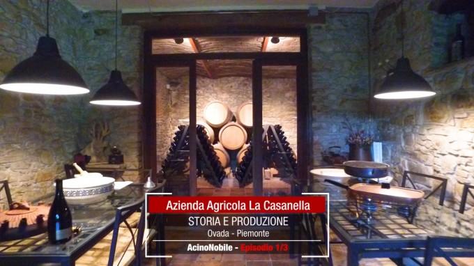 La Casanella - Storia e prodotti