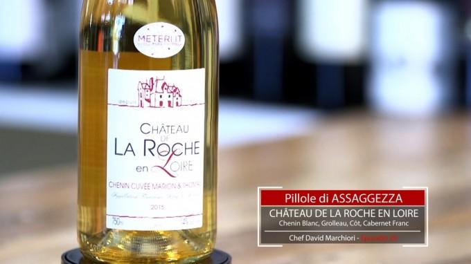 Chateau de La Roche en Loir: Chenin Cuvee Blanc