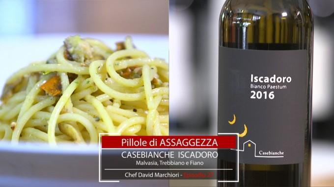 Iscadoro e Spaghetti con ragù di Moeche