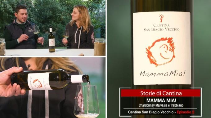 Cantina San Biagio Vecchio: Il MammaMIa!