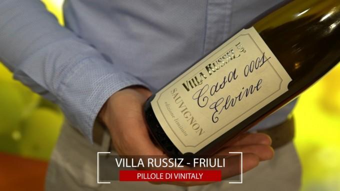 Vinitaly 2018: La bottiglia commemorativa dei 150 anni di fondazione Villa Russiz