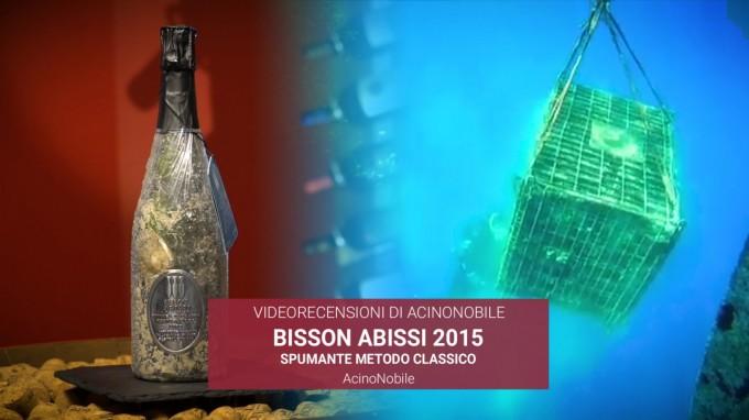 Bisson Abissi: uno spumante affinato nelle profondità della Baia del Silenzio