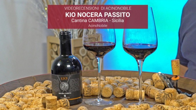 Passito Rosso - Kio Nocera - CAMBRIA - Sicilia