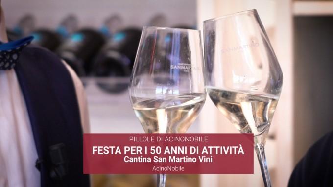 San Martino Vini compie 50 Anni