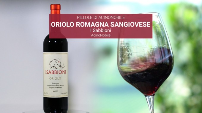 SANGIOVESE - ORIOLO - I SABBIONI
