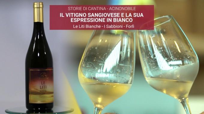 Sangiovese Vinificato Bianco - I Sabbioni - Le Liti Bianche