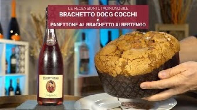Abbinamento di Natale | Bracchetto DOCG di Cocchi e Panettone al Brachetto di Albertengo