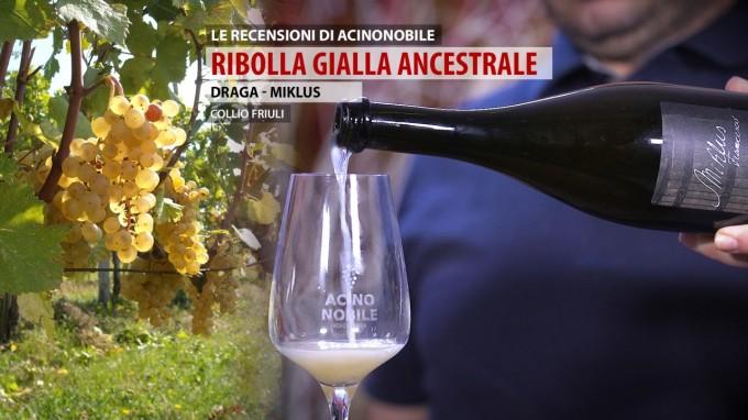 Metodo Ancestrale | Ribolla Gialla | Miklus Francesco