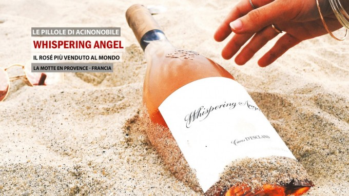 🍇Whispering Angel | Il Rosé più Venduto al Mondo