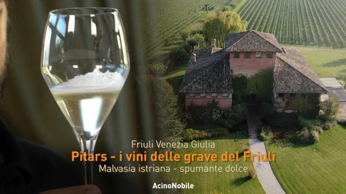 Pitars | La Malvasia Istriana Spumantizzata Dolce