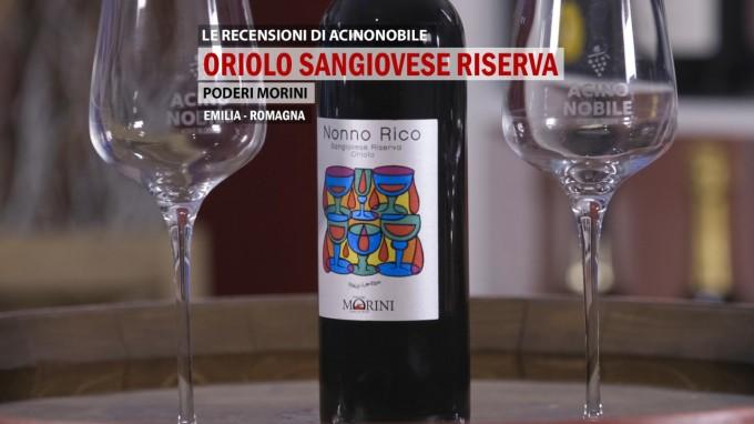 Oriolo Sangiovese Riserva | Nonno Rico | Poderi Morini