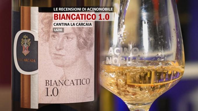 Aleatico Vinificato in Bianco | Biancatico 1.0 | Cantina La Carcaia