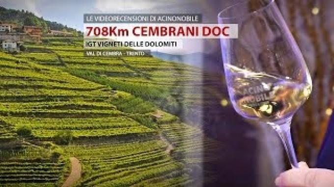 307 Km Cembrani DOC | Il Vino Bianco della Val di Cembra
