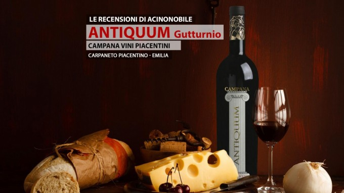 Gutturnio | Antiquum |Cantine Campana