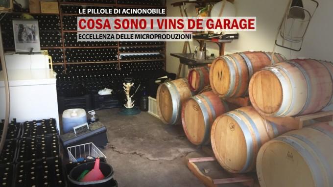 I Vin de Garage: cosa sono?