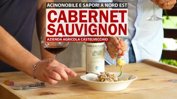 Castelvecchio | Cabernet Sauvignon e gnocchi al sugo d'oca