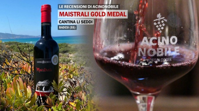 Maistrali Gold Medal | Cantina Li Seddi | Badessi