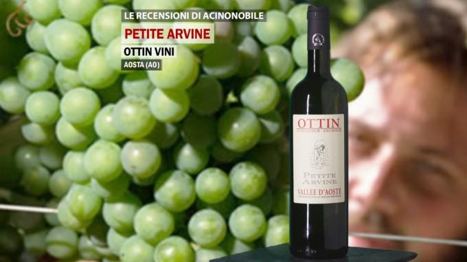 Ottin Vini | Petite Arvine | 3 Bicchieri Gambero Rosso