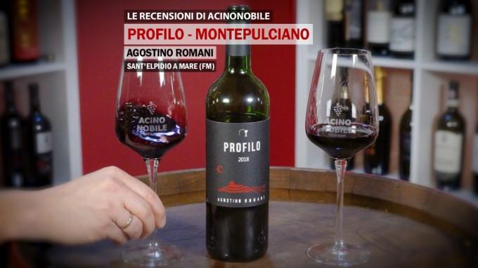 Profilo | Montepulciano d'Abruzzo di Agostino Romani | Sant'Elpidio A Mare