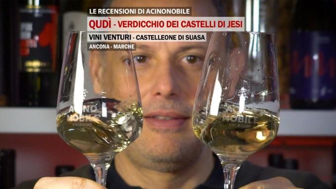 Il Qudì di Roberto Venturi | La produzione del Verdicchio dei castelli di Jesi