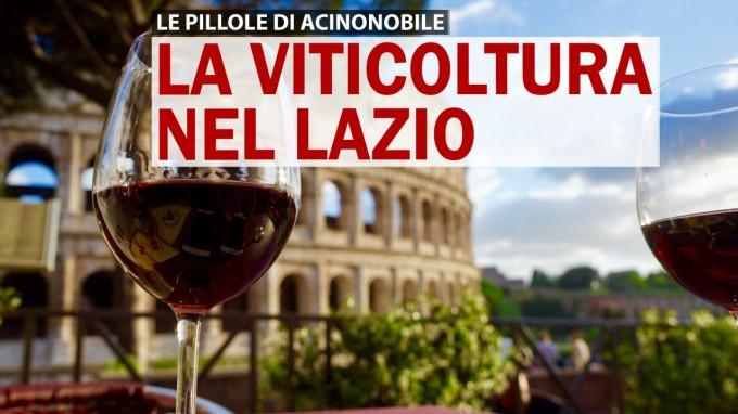 La Viticoltura in Lazio