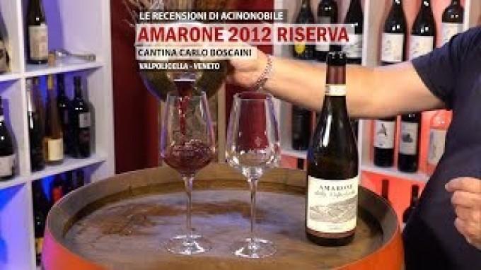 🍇AMARONE RISERVA 2012 | CANTINA CARLO BOSCAINI