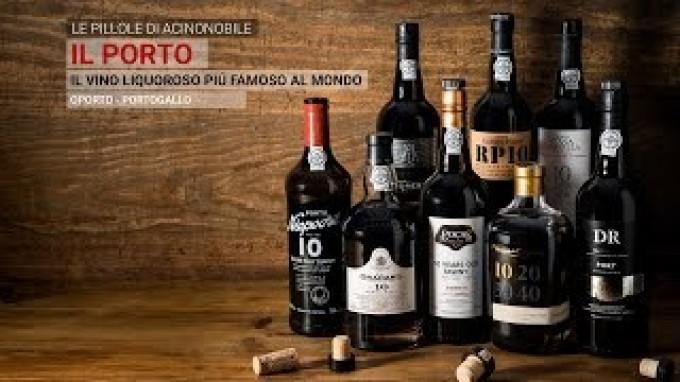 Il Porto | Il Vino Liquoroso più Famoso al Mondo
