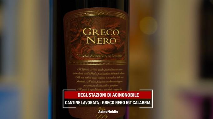 Cantina Lavorata: Il Greco Nero