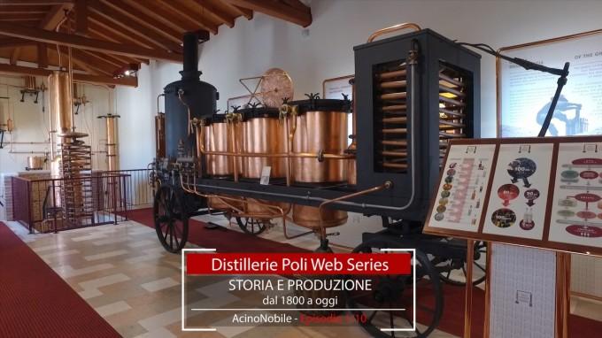 Le distillerie Poli: La Storia ed i Prodotti