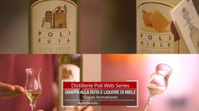 Poli Grappa: Le grappe aromatizzate