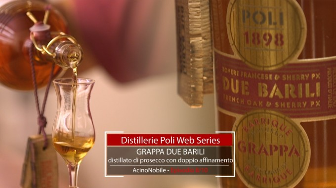 Poli Distillerie: La Grappa Due Barili