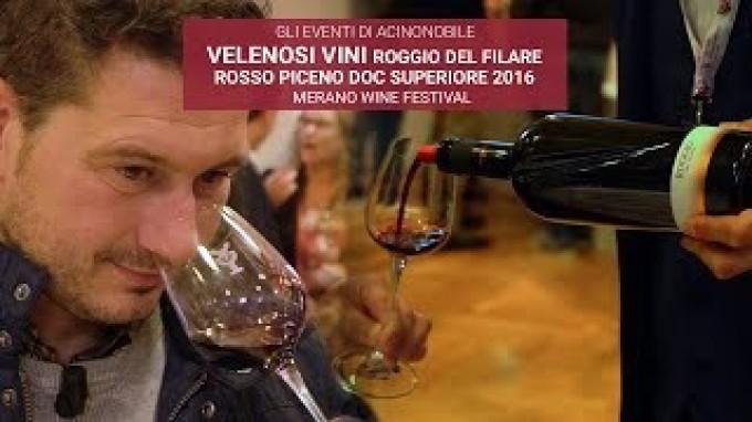ROGGIO DEL FILARE | ROSSO PICENO DOC SUPERIORE |VELENOSI