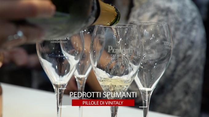 Pedrotti al Vinitaly