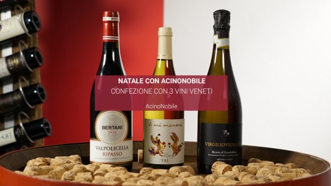 Un WineLover a Natale regala vino