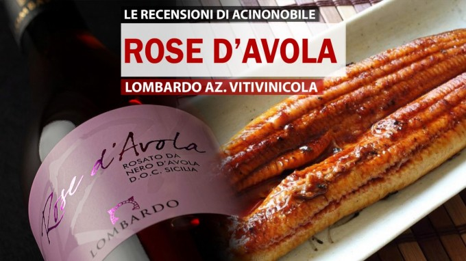 Az. Vitivinicola Lombardo | Rosé d'Avola