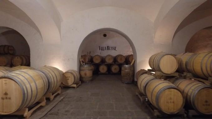 Villa Russiz e la provenienza del Souvignon, Merlot, Pinot grigio